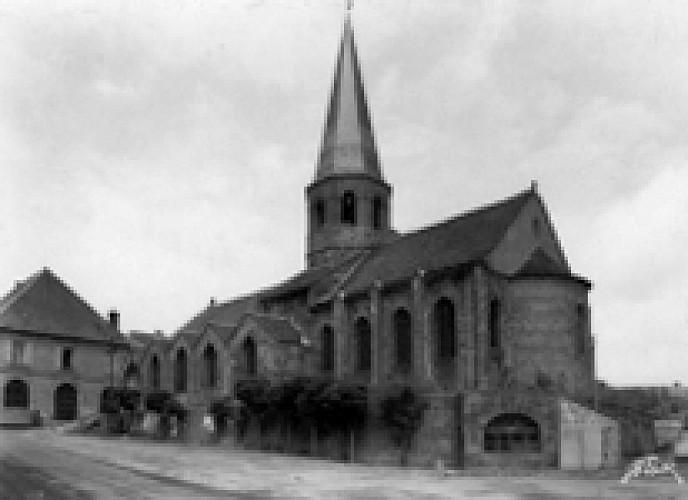 L'église de Besse