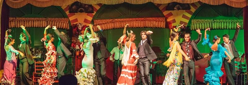 Nuit flamenco à Séville – show flamenco et tapas