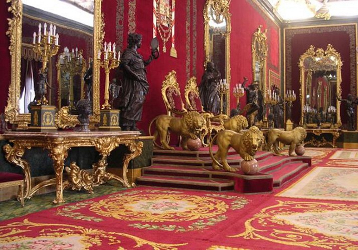 Guided Tour of the Royal Palace in Madrid – Skip-the-line ticket
