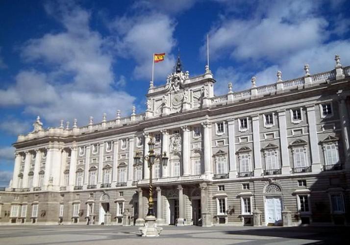 Visita guiada del Palacio Real de Madrid – Entrada preferente