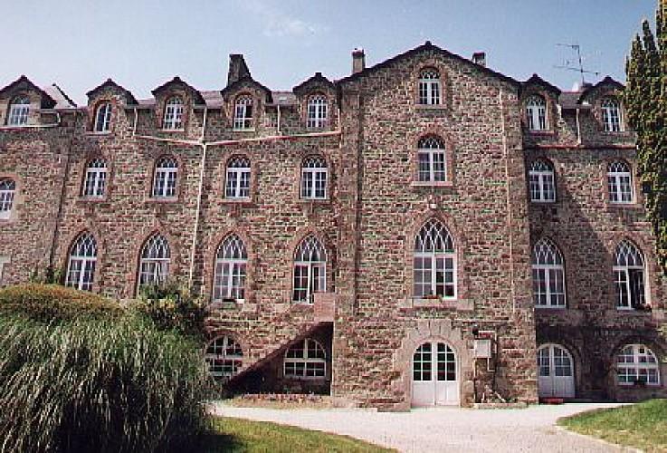 L'ancienne abbaye des soeurs trinitaires