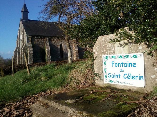 Fontaine Saint Célerin à Roucamps
