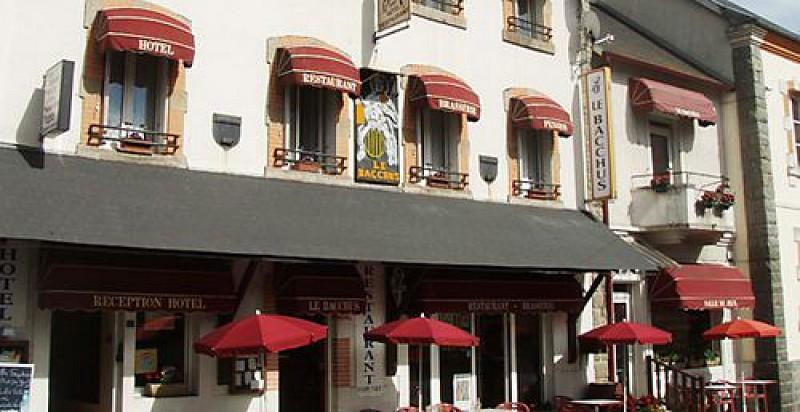 Hôtel Restaurant Le Bacchus
