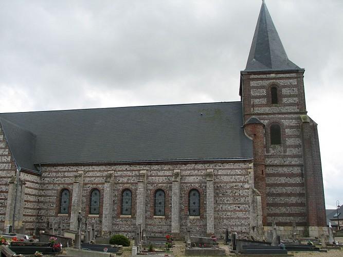 Eglise d'Eletot