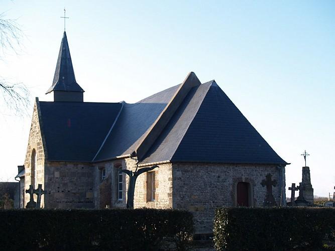 Eglise d'Ecretteville-sur-Mer