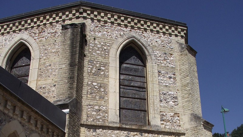 Eglise de Daubeuf-Serville