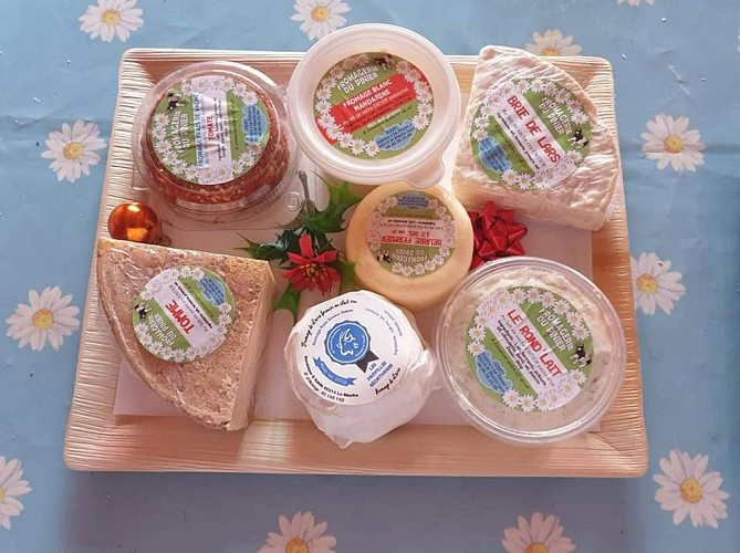 FROMAGERIE DU PINIER