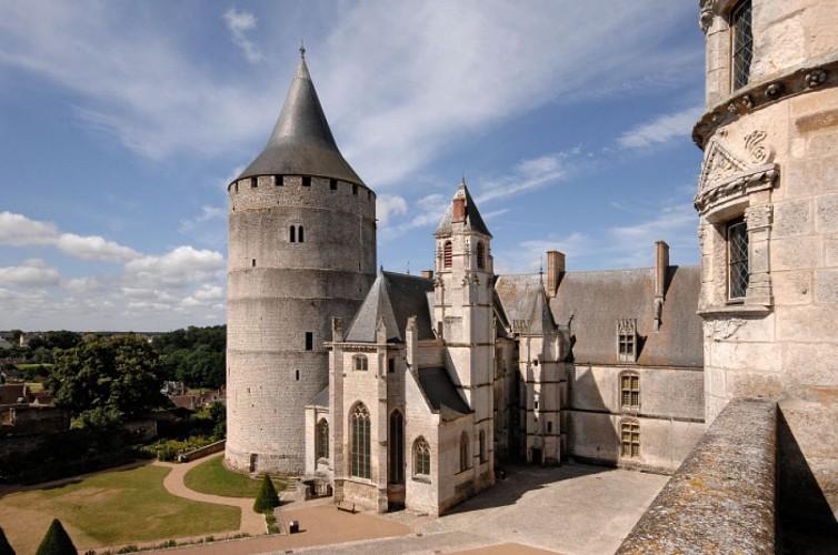 Château de Châteaudun