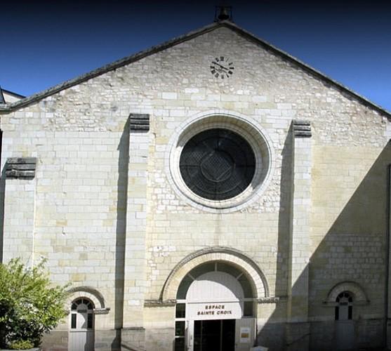 Collégiale Sainte Croix