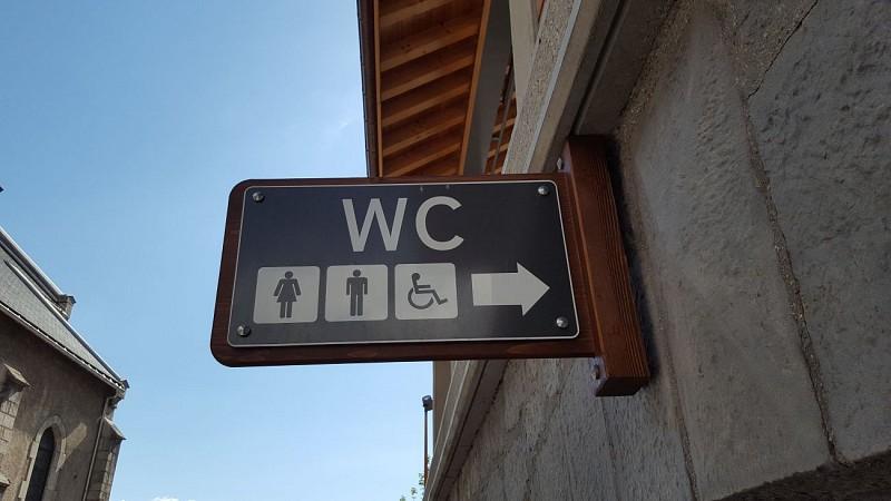 """Öffentliche Toiletten """"Grenette"""""""