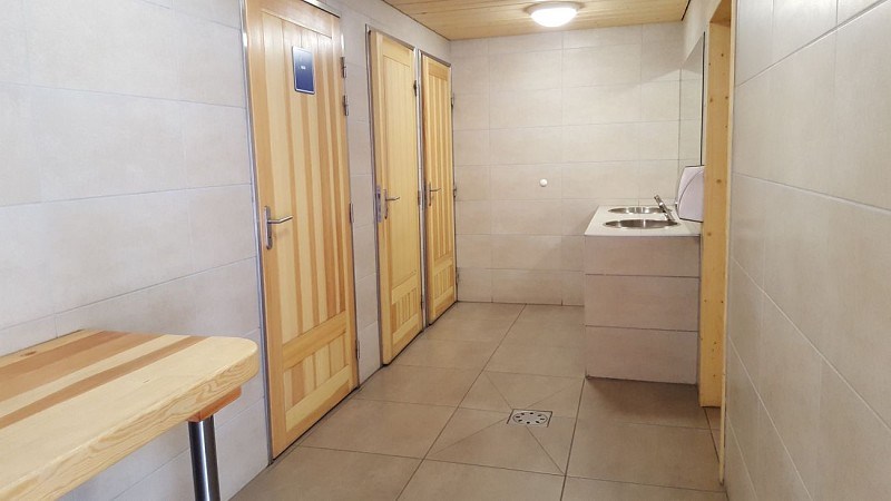Toilettes publiques Grenette
