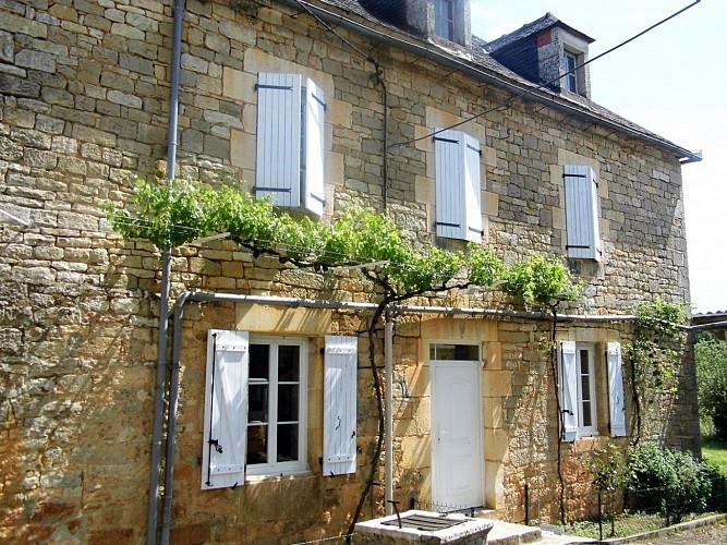 Location Gîtes de France - NESPOULS - 4 personnes - Réf : 19G2185