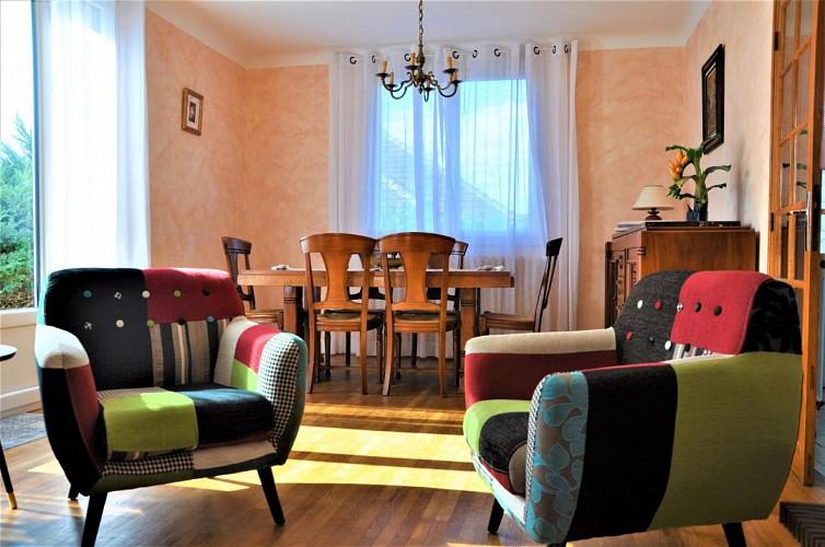 Location Gîtes de France - FURSAC - 6 personnes - Réf : 23G1399