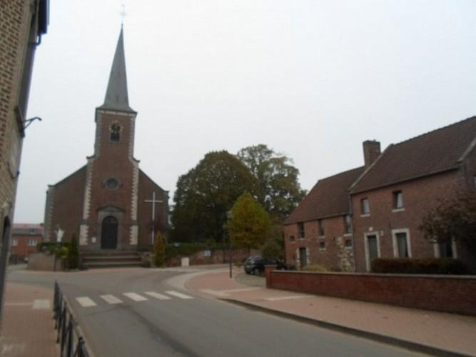Eglise de Thorembais-les-Béguines