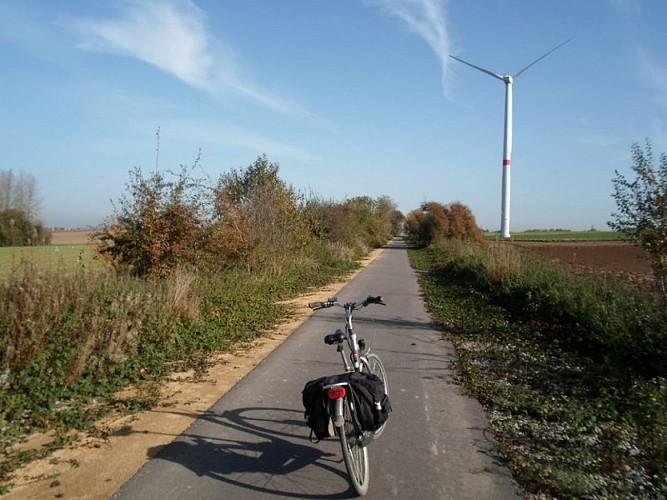 Parc des éoliennes de Perwez