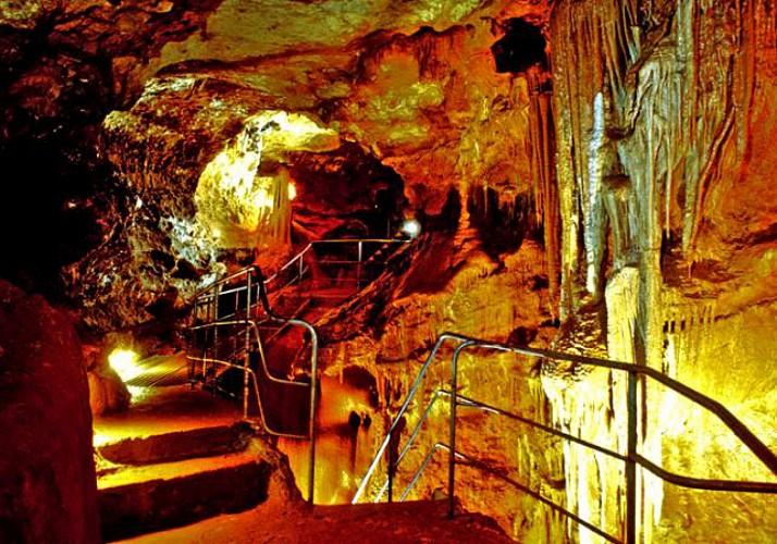 Billet - Visite de la grotte de Baume Obscure à 1h10 de Cannes