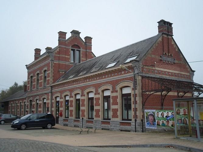 Ancienne gare de Ramillies