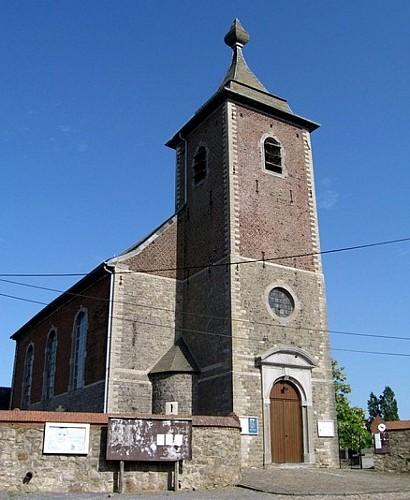 Eglise de Mont-Saint-André