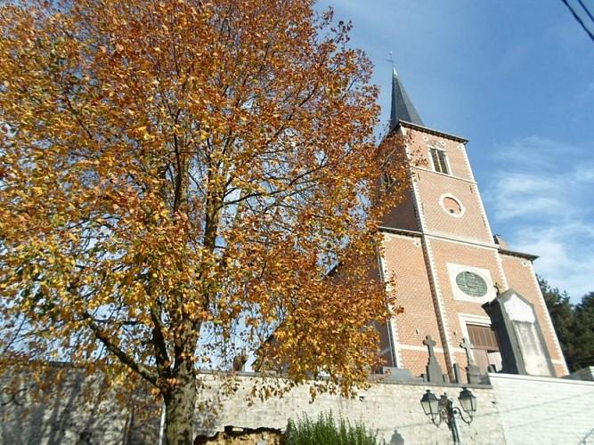 Eglise de Lathuy