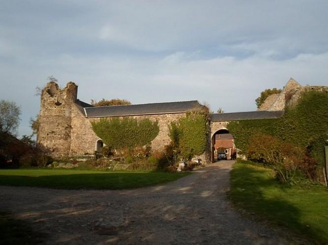 Ferme-Château d'Opprebais