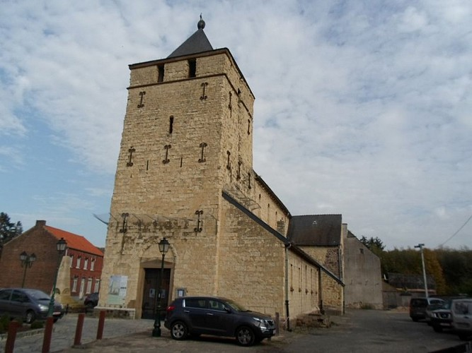 Eglise St Sulpice