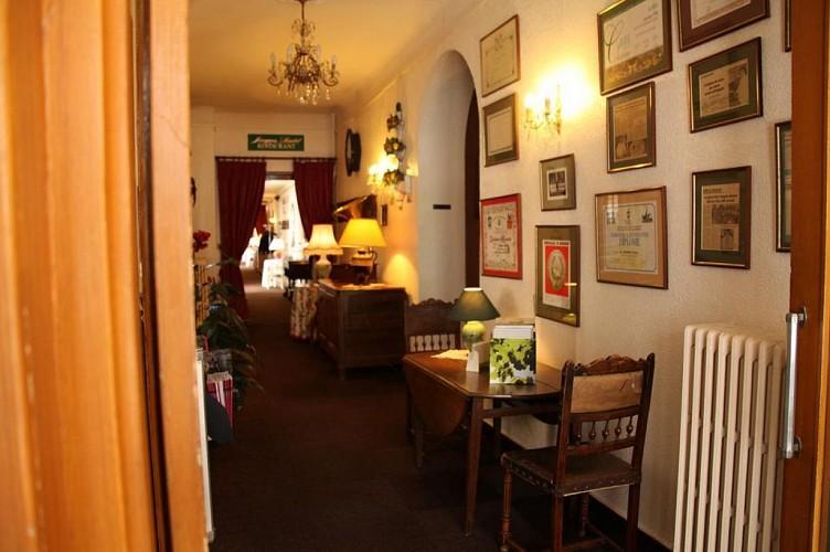 Hotel Restaurant de la cloche