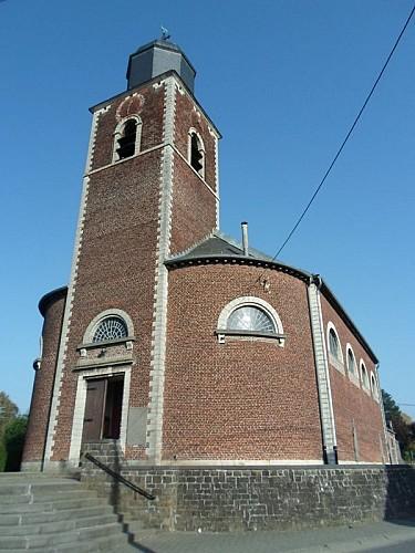 Eglise Hamme-Mille