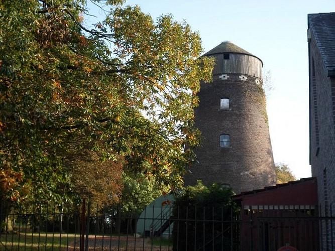 Ancien moulin à vent