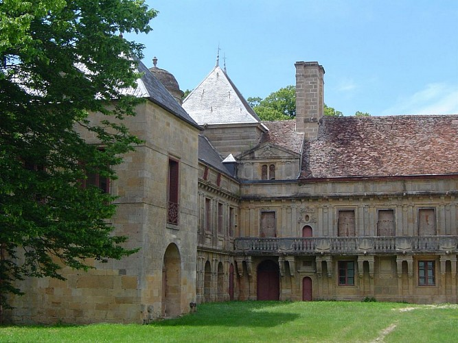 champagne 52 le pailly  patrimoine chateau mdt52 02.