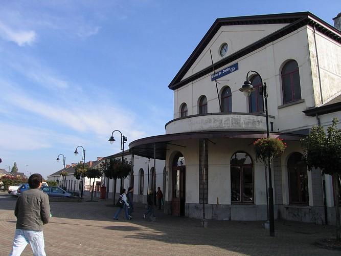 Gare ferroviaire de Braine-le-Comte