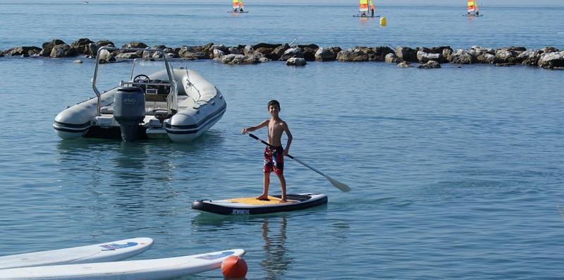 1h de Paddle à Cagnes-sur-Mer - à 20min de Nice