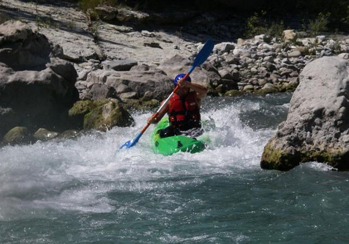 Sportive Canoe Rafting (on your own or with a guide) on the Var River – 1 hour from Nice