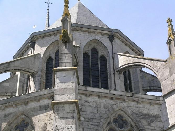 La basilique Sainte-Materne