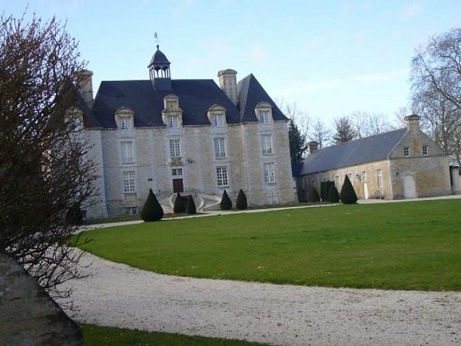 Château d'Esquay sur Seulles