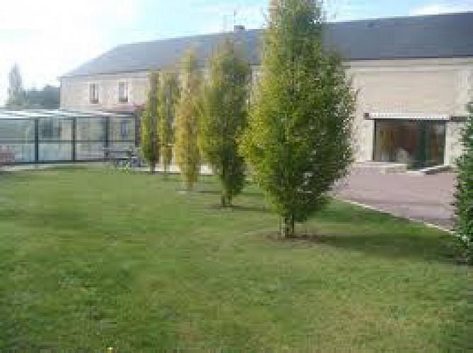 Gîte  Chez Sylvie N° 1037 et chambre d'hôtes chez Agnés
