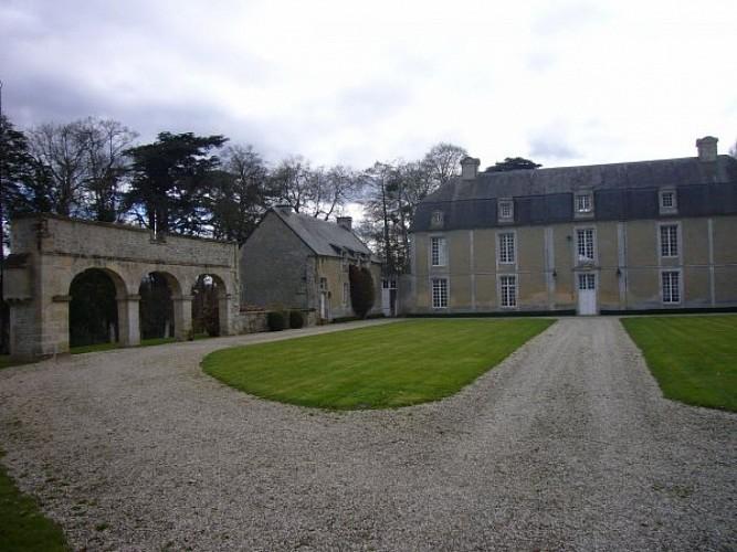 Château de Vaux sur Seulles