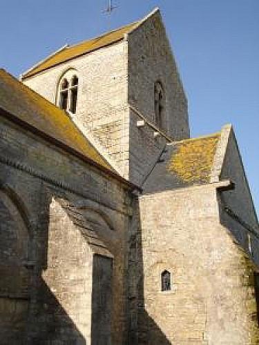 Eglise de Rucqueville