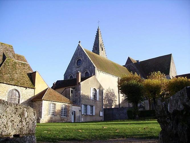 abbaye ferrieres
