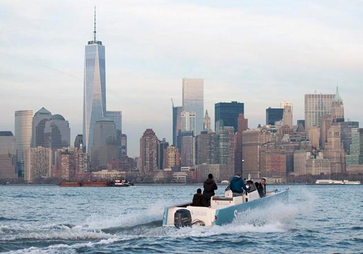 Croisière autour de Manhattan - Tour privé ou en groupe - En français