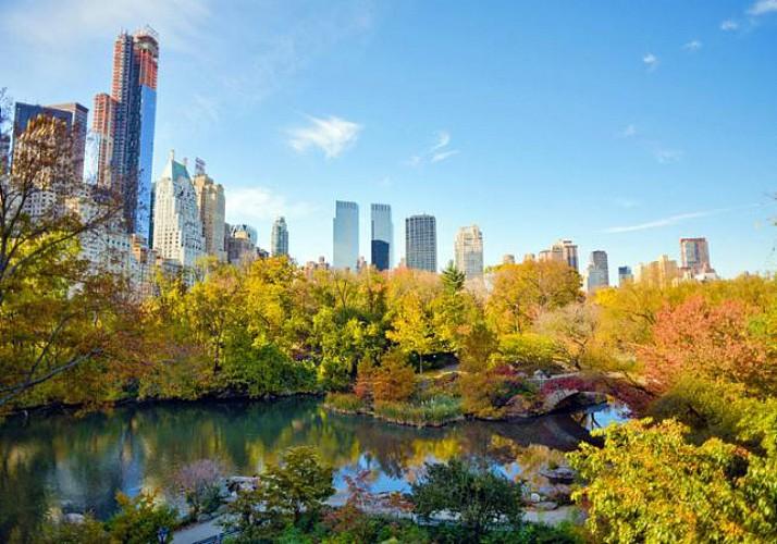 Tour guidé de Central Park à vélo - En français