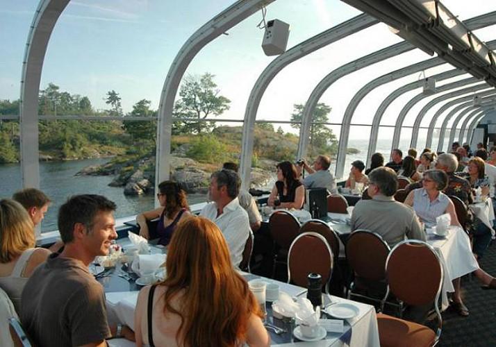 K-PASS - Croisière avec accès à + de 20 attractions dans Kingston - Valable 1, 2 ou 3 jours