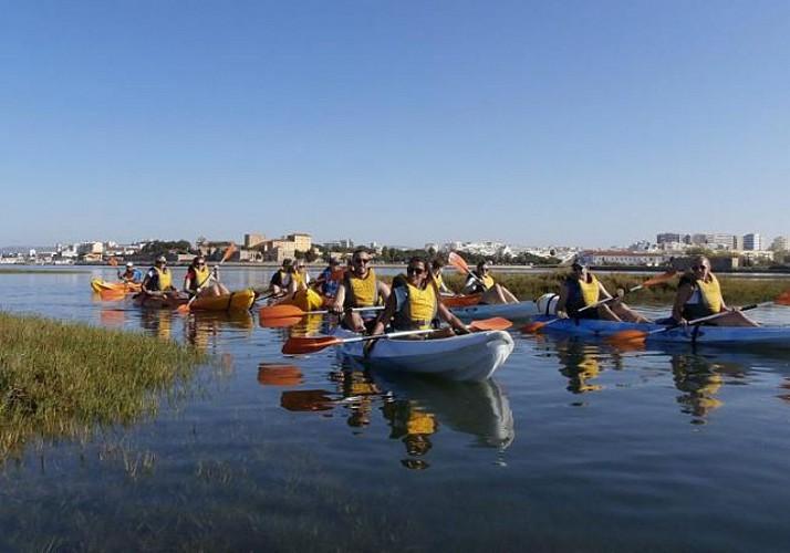 Balade en Kayak dans la Ria Formosa - Faro