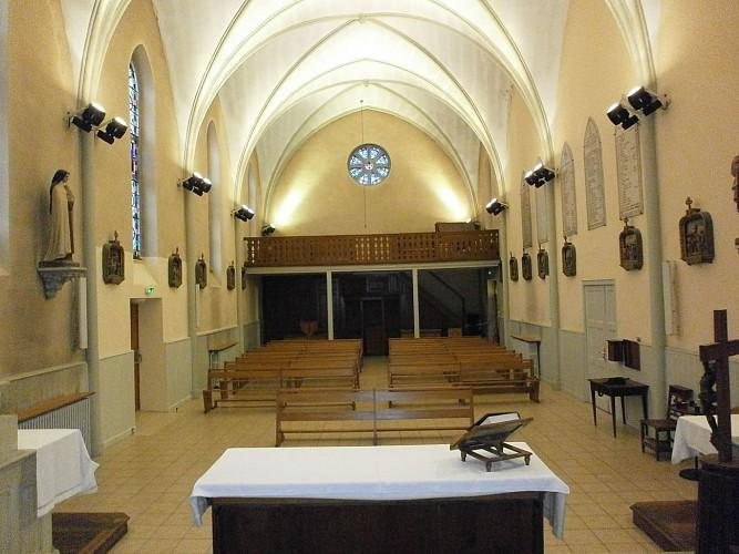 La Chapelle de Saint-François de Sales