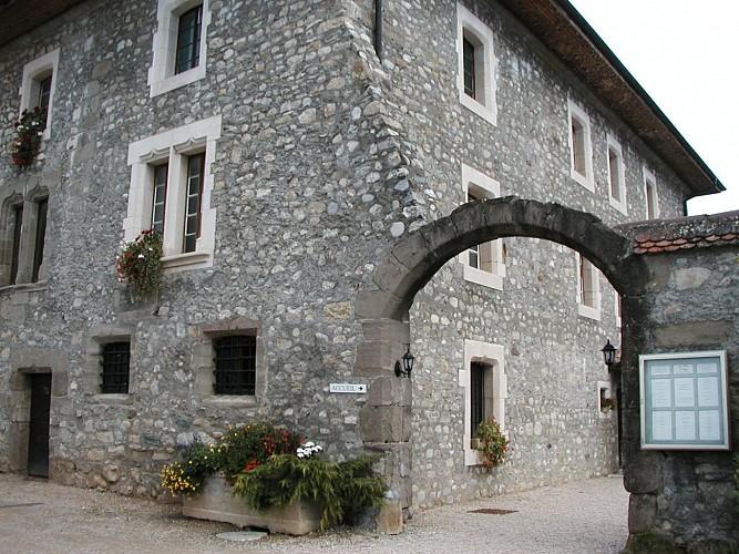 Château de Chilly
