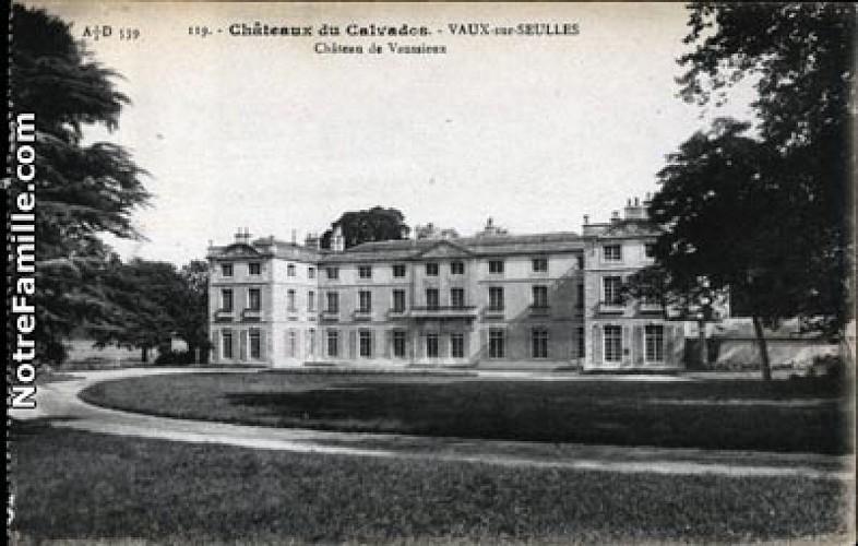 Château de Vaussieux