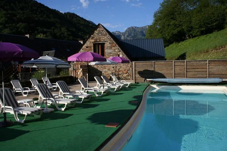 HPH15 - Domaine de Ramonjuan - piscine