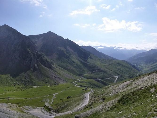 Grand-Tourmalet - COL DU TOURMALET