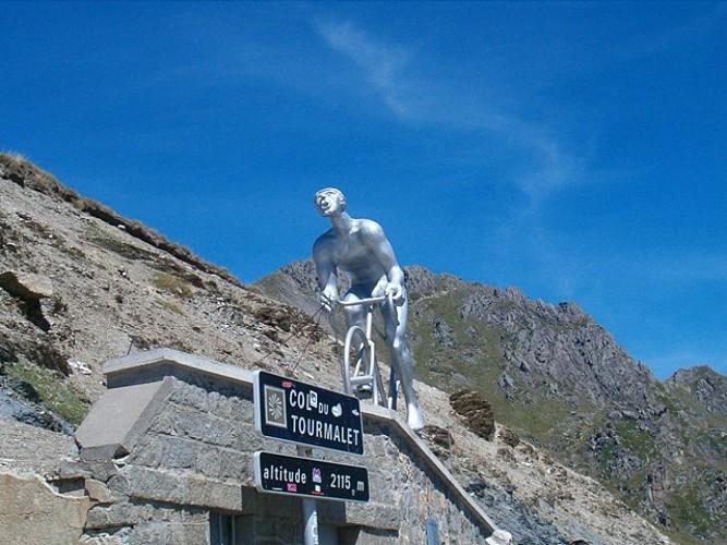 Grand Tourmalet - Le Géant du Tourmalet