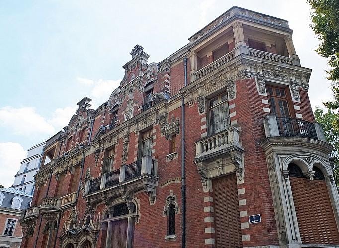 La rue de Belgique