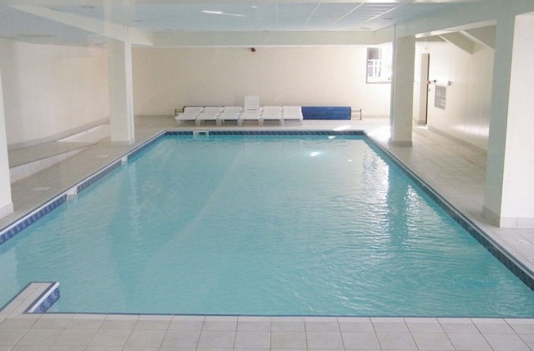 HPRT20 - Résidence Mer et Golf Tourmalet - piscine